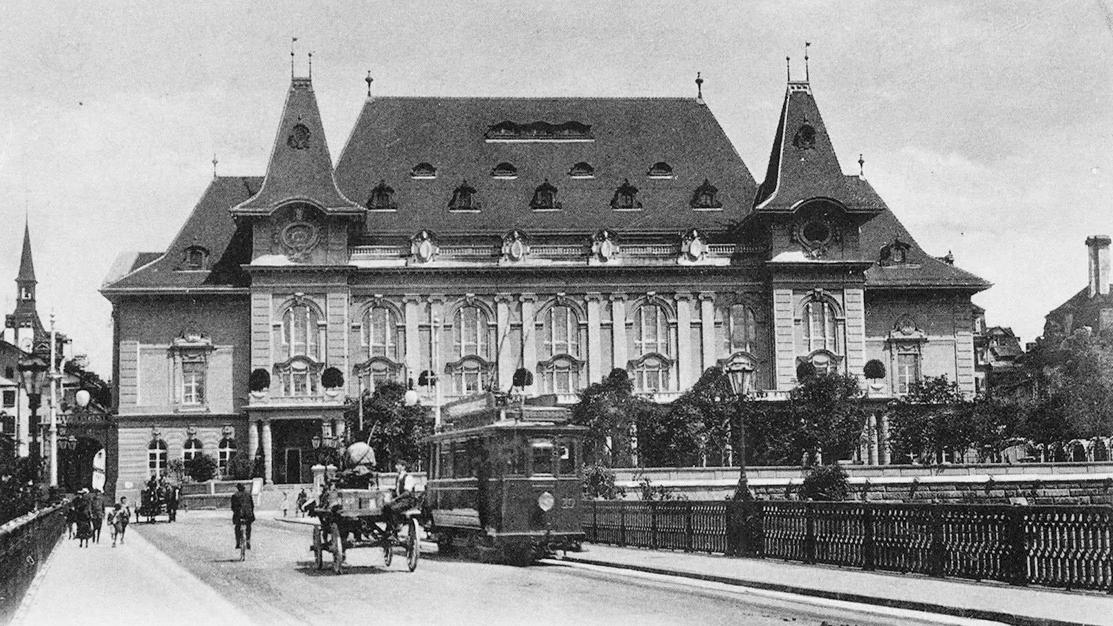 Casino Bern Programm